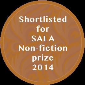 SALA non-fiction shortlist 2014