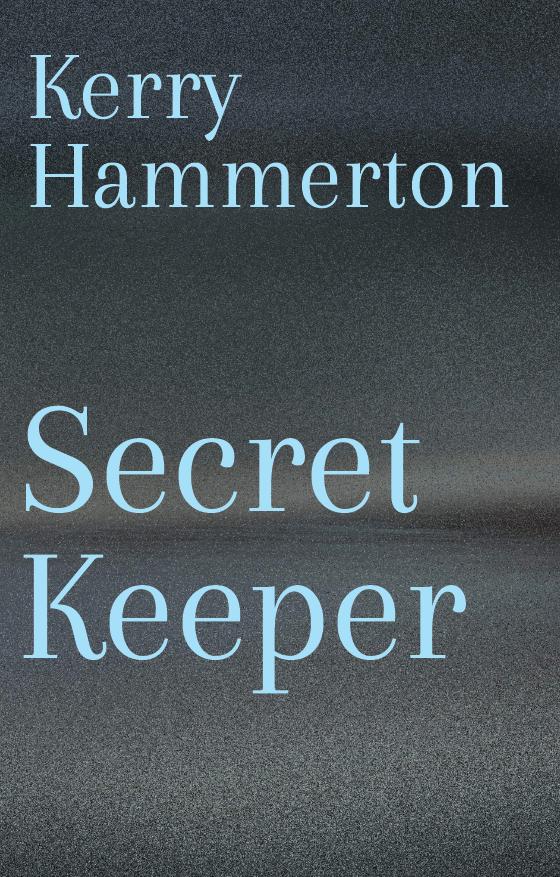 Secret Keeper by Kerry Hammerton