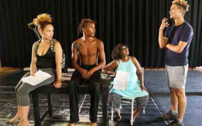 Curtain call: Jolyn Phillip'sTjieng Tjang Tjerries adapted for the stage, performed atWoordfees 2018