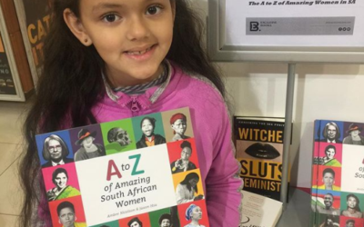 "Young Modjaji fan reminds us why books like ""A to Z of Amazing South African Women"" need to exist"