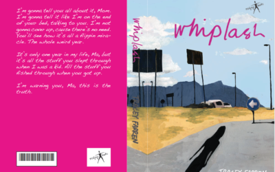 Making covers: Whiplash by Tracey Farren