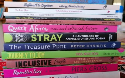 NOMMO longlist nominees, a publishing webinar with Helen Moffett, and more exciting June news