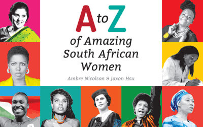 """""""A to Z of Amazing South African women"""" is making waves"""